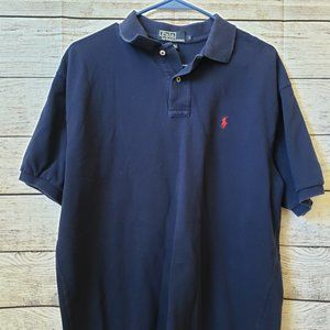 Polo by Ralph Lauren Shirts - Sapphire Blue Polo By Ralph Lauren  Large